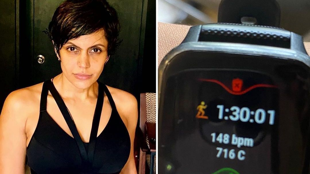 """<div class=""""paragraphs""""><p>Mandira Bedi posts a note about mustering hope, months after Raj Kaushal's demise.</p></div>"""