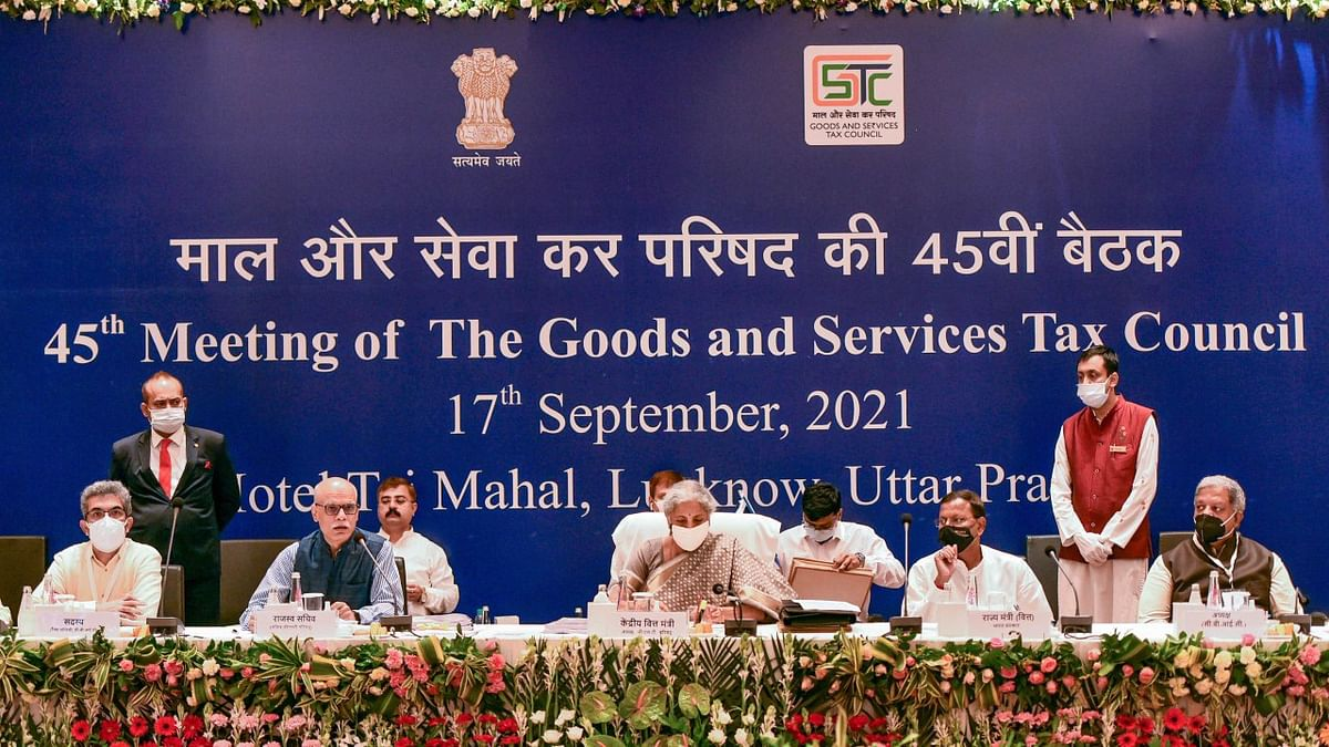 GST Council Meet: COVID Relief, Bringing Natural Gas Under Tax Regime on Agenda
