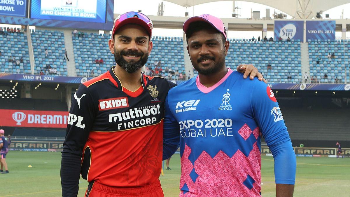 "<div class=""paragraphs""><p>IPL 2021: Virat Kohli's RCB are playing Rajasthan Royals.</p></div>"