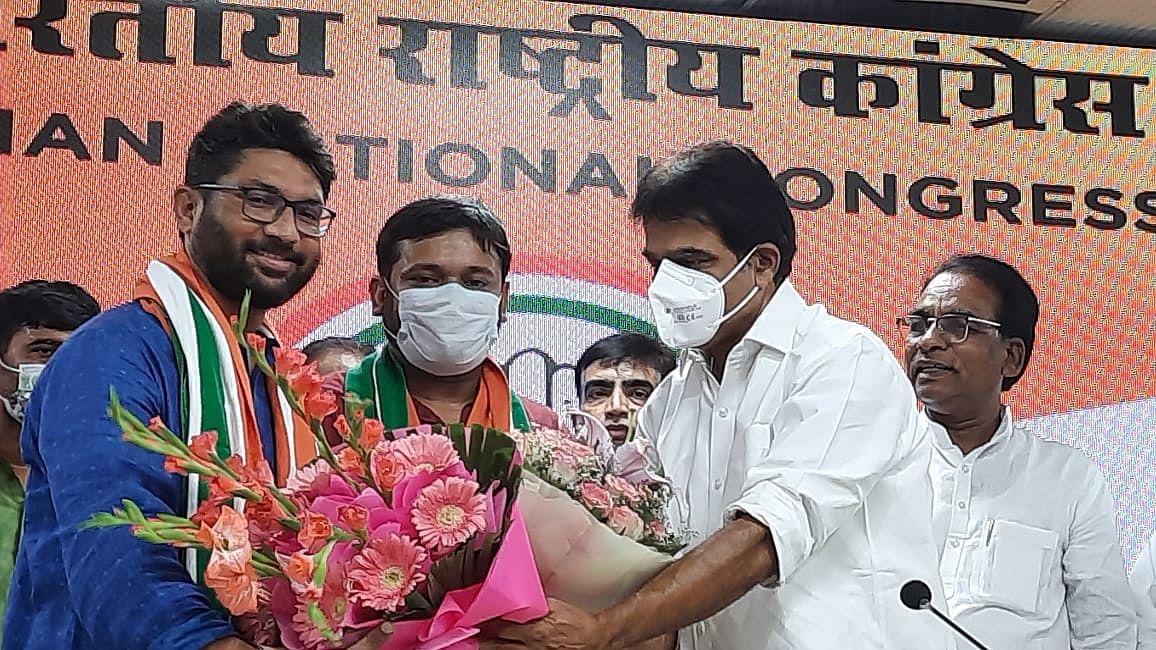 'Out of Gutter, Into Drain': Vijayvargiya on Kanhaiya's Entry Into Congress