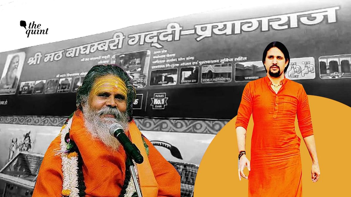 Narendra Giri's Death | Land Deals, Blackmail: What led to Guru-Shishya Fallout - The Quint