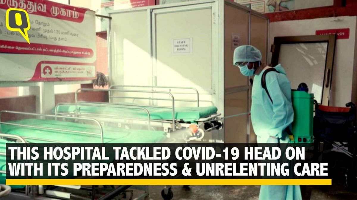 This Hospital Tackled Covid-19 Head On With Its Preparedness & Unrelenting Care