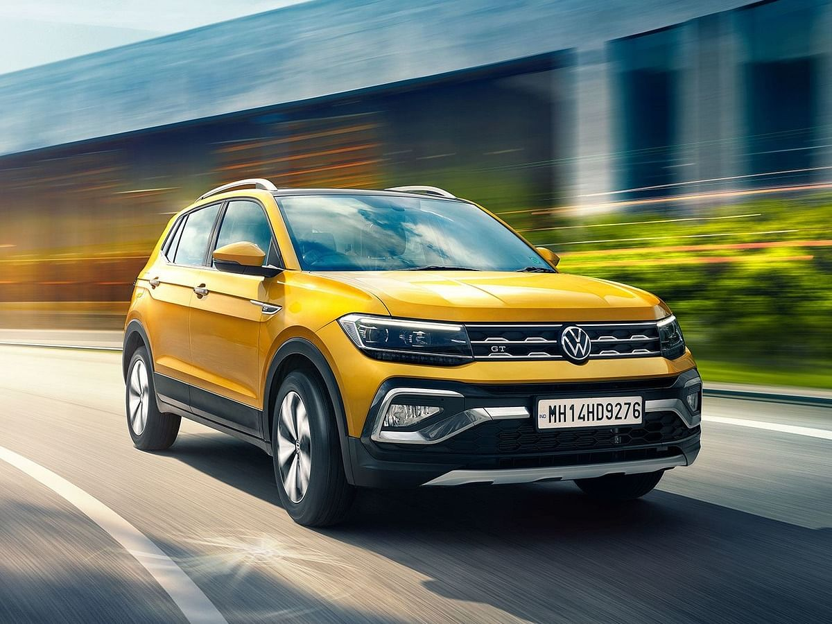 """<div class=""""paragraphs""""><p>Volkswagen Taigun launched in India. Image used for representational purposes.&nbsp;</p></div>"""