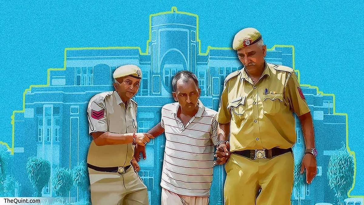 """<div class=""""paragraphs""""><p>From 2018, when Ashok was released  on bail</p></div>"""