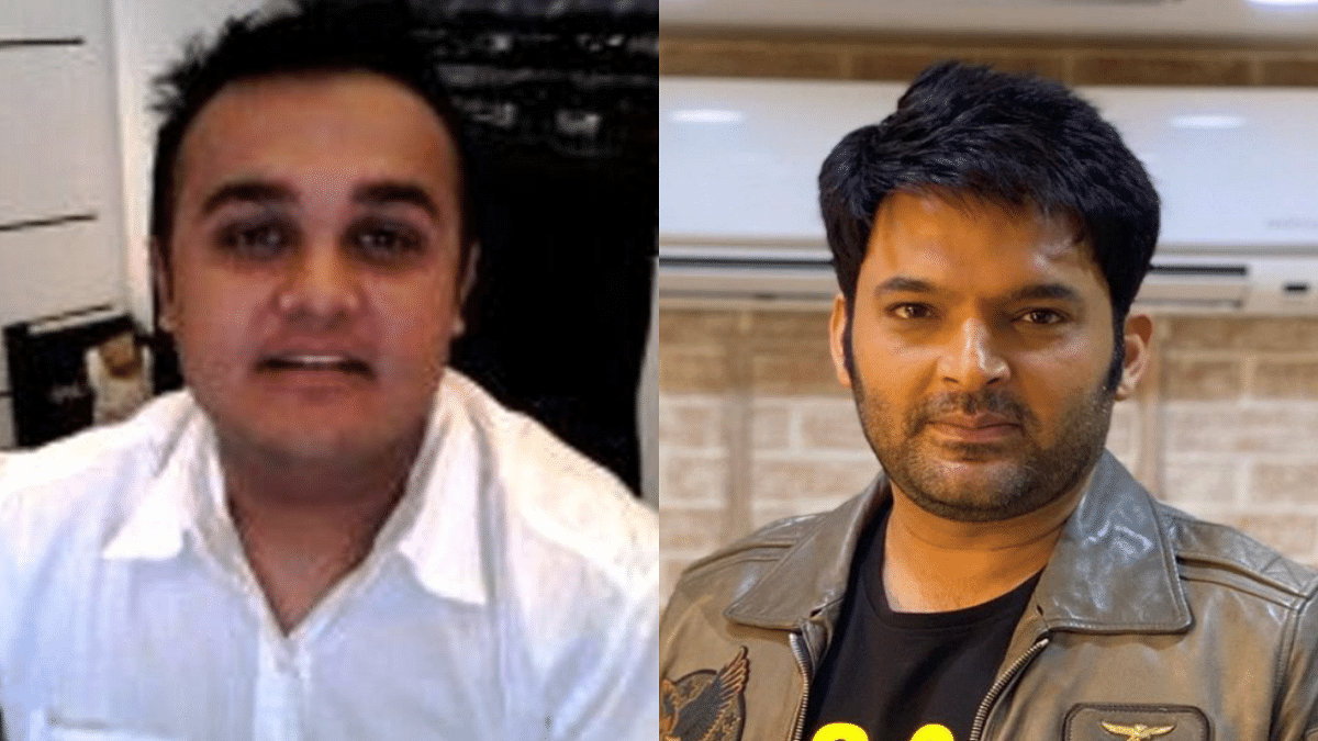 Dilip Chhabria's Son Arrested in Cheating Case Filed by Kapil Sharma