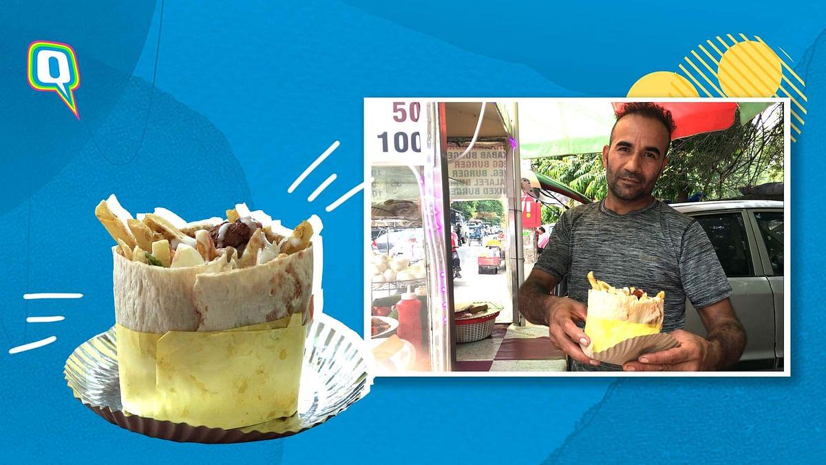 Burger With A Twist: Try Afghani Burger in Delhi's Mini Kabul