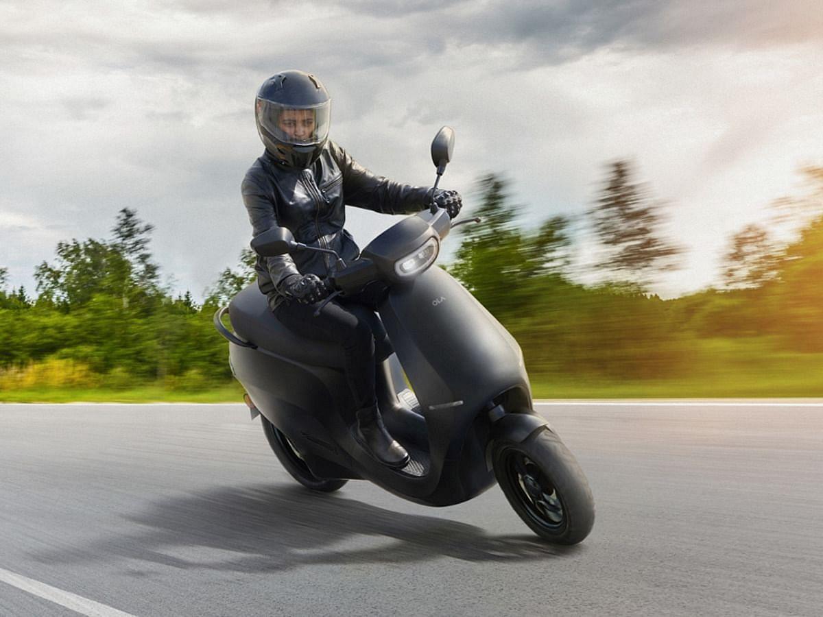 """<div class=""""paragraphs""""><p>Ola e-scooter. Image used for representational purposes.</p></div>"""