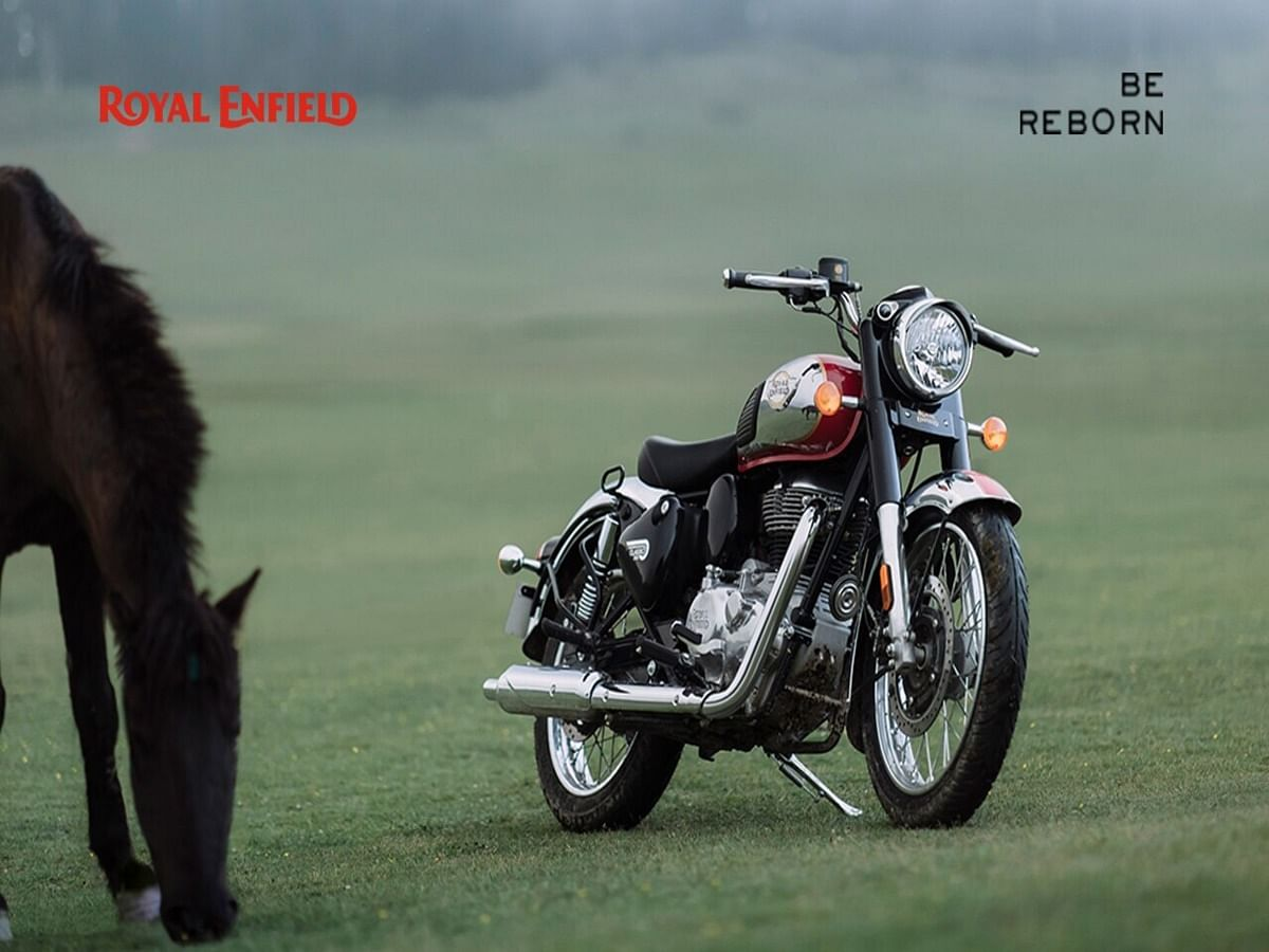 """<div class=""""paragraphs""""><p>Royal Enfield Classic 350 2021 will be available at a starting price of Rs 1,84,374.</p></div>"""