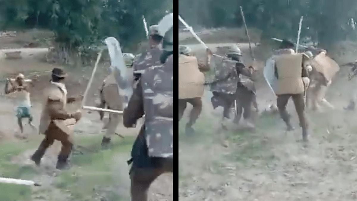 2 Locals Arrested by Assam Police for 'Instigating' Violence During Eviction