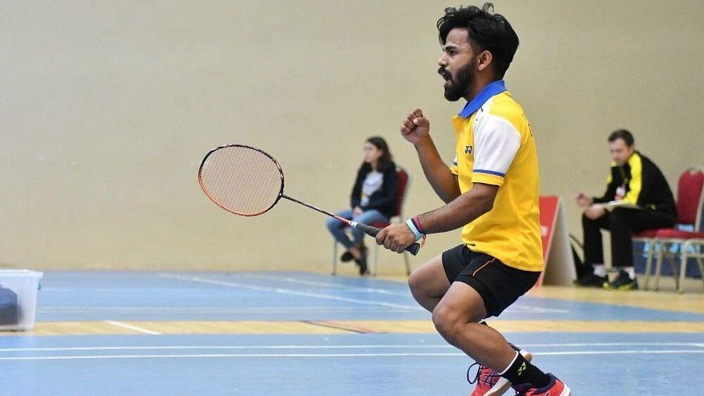 "<div class=""paragraphs""><p>Krishna Nagar won India's second Para-Badminton gold medal beating Hong Kong China's Chu Man Kai.</p></div>"