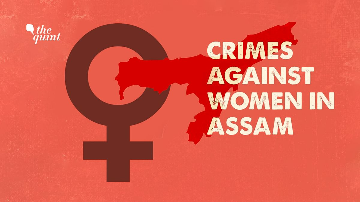 """<div class=""""paragraphs""""><p>Assam's crime rate against women is 154.3 – which is almost thrice the national average of 56.5.</p></div>"""