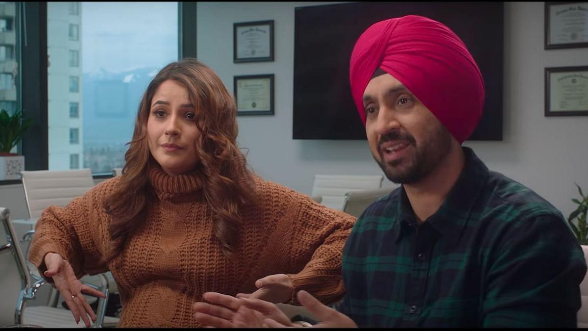 Honsla Rakh Trailer: Diljit Dosanjh Stars in a Complicated Tale of Parenthood