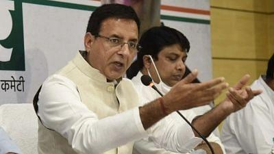 Punjab CM Channi, Prez Sidhu Will Fight Polls Jointly: AICC's Randeep Surjewala