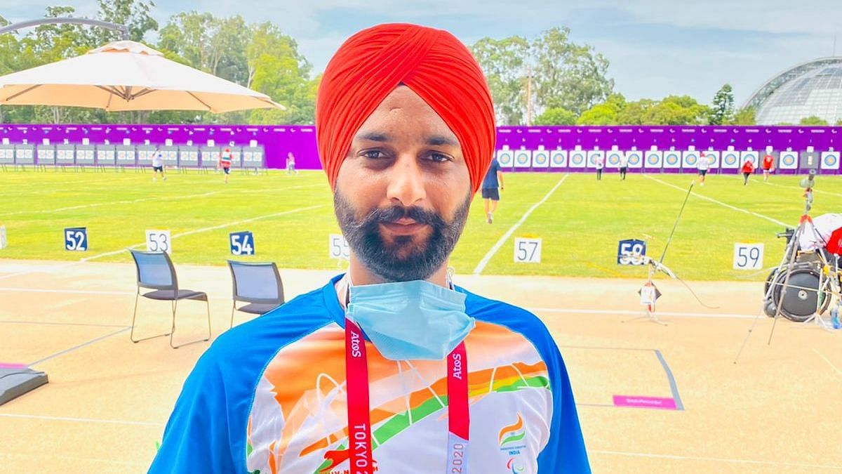 Harvinder Singh Bags Bronze, India's First-Ever Paralympics Medal in Archery
