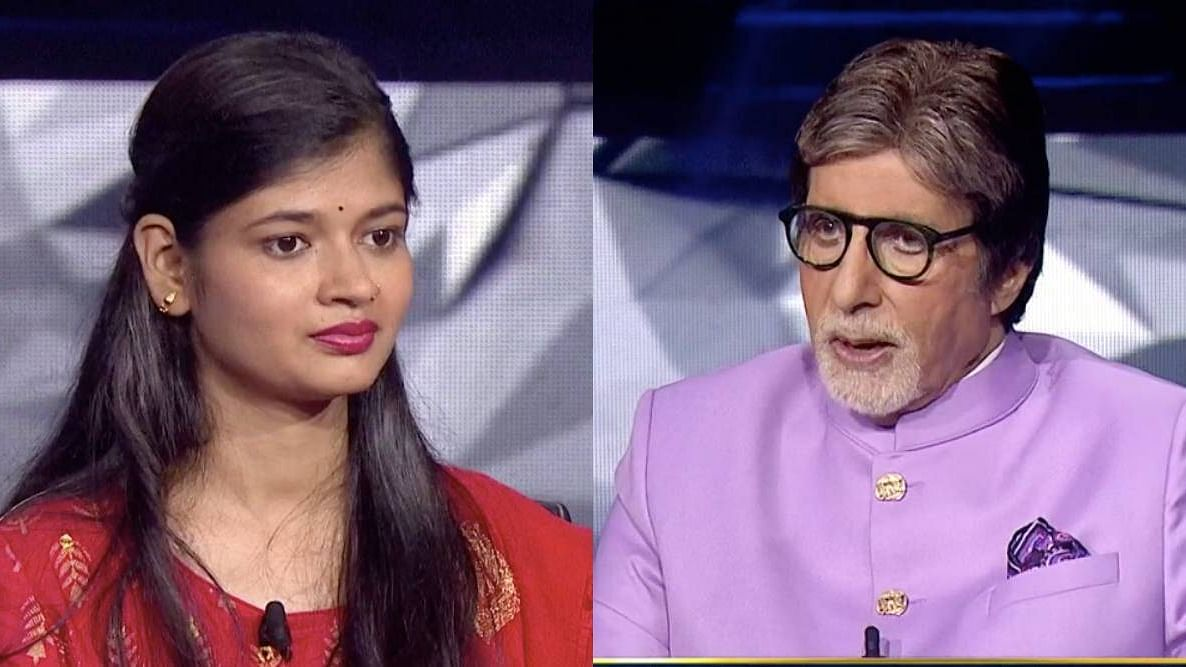 KBC 13 Contestant Asks Amitabh Bachchan About Funky Sunglasses; Here's His Reply