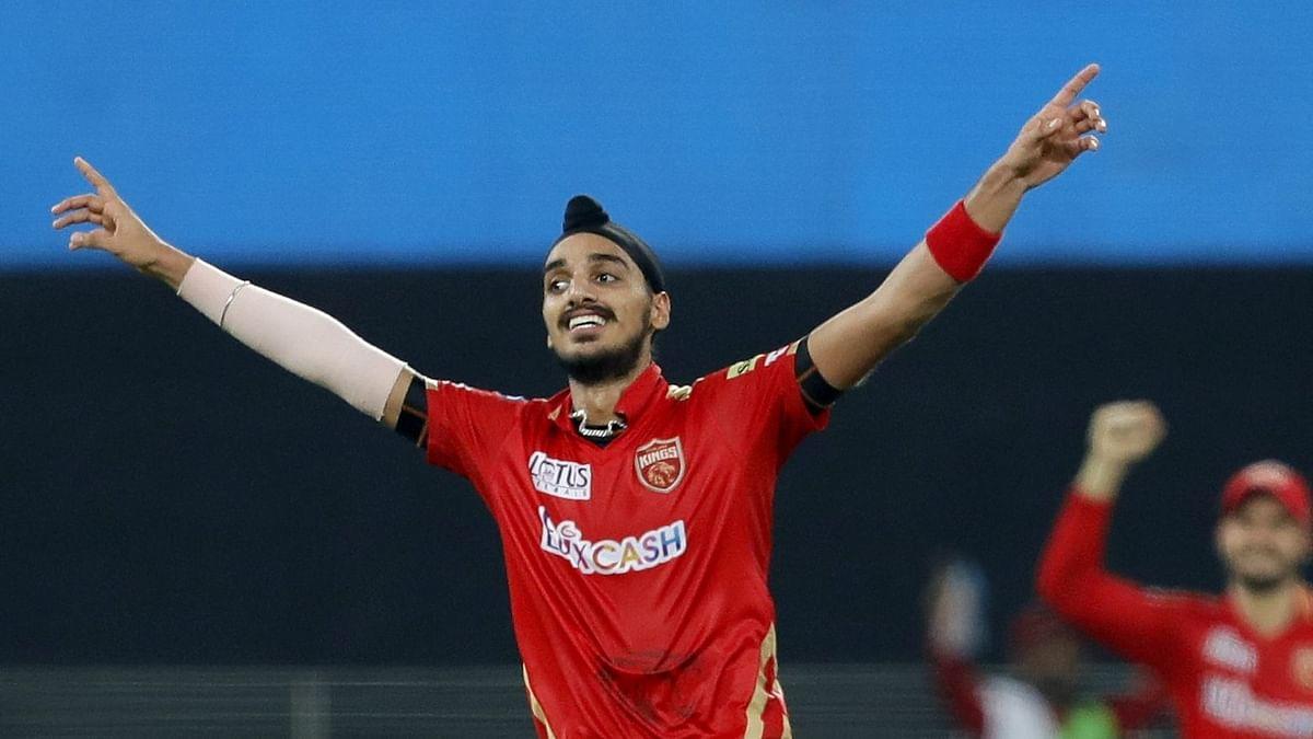 "<div class=""paragraphs""><p>IPL: Arshdeep Singh's fifer helped Punjab Kings bowl Rajasthan Royals for 185.</p></div>"