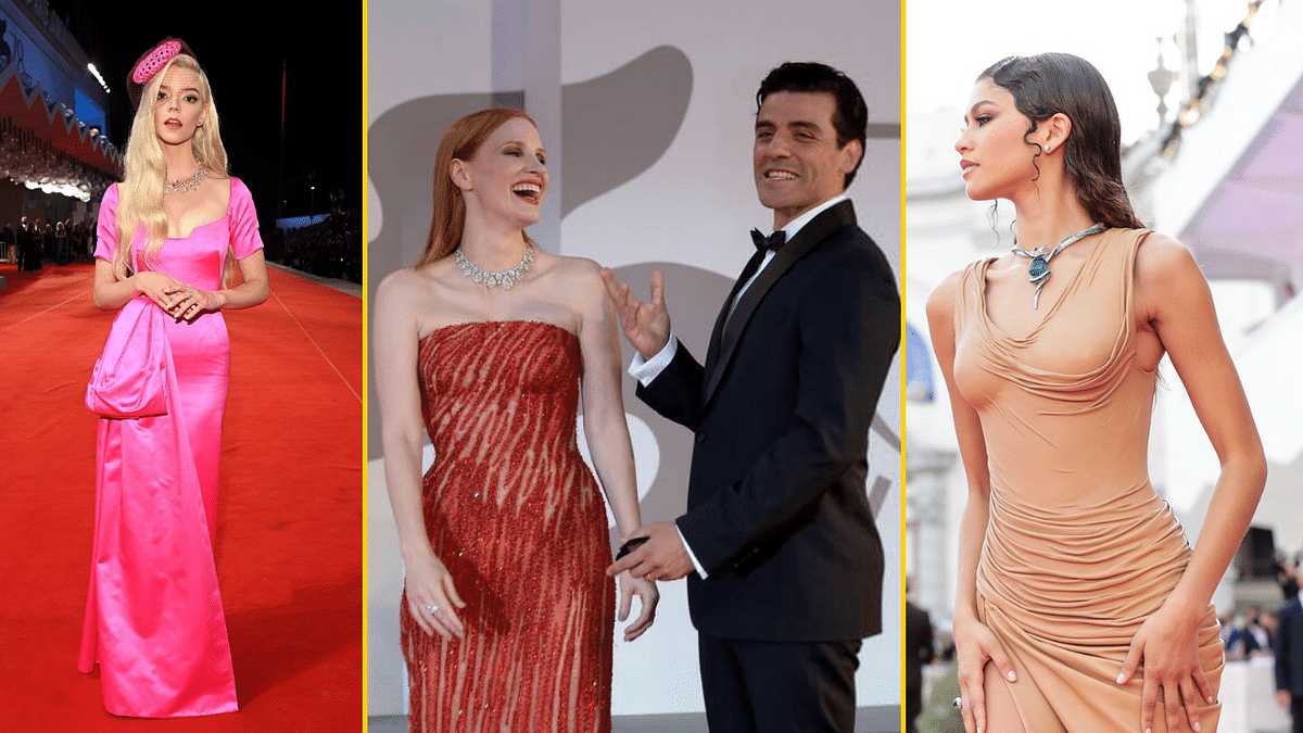 In Pics: Zendaya, Kristen Stewart, and Others Dazzle at the Venice Film Festival