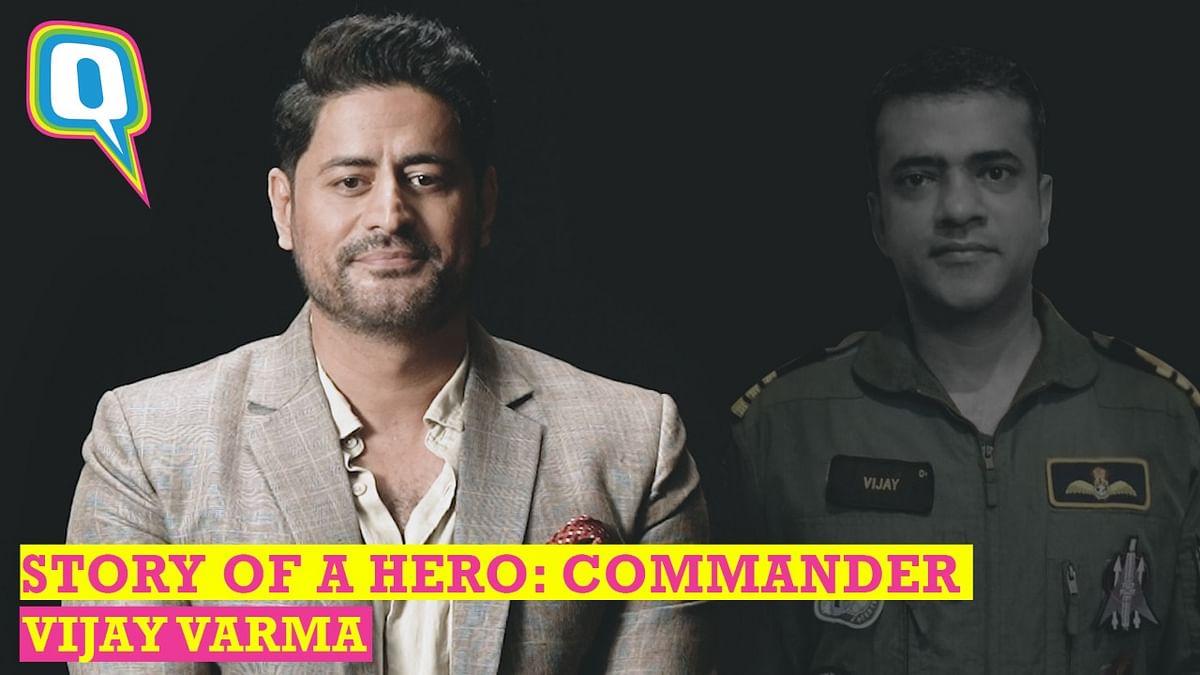 Mohit Raina Retells the Inspiring Story of Commander Vijay Varma & Project Madad