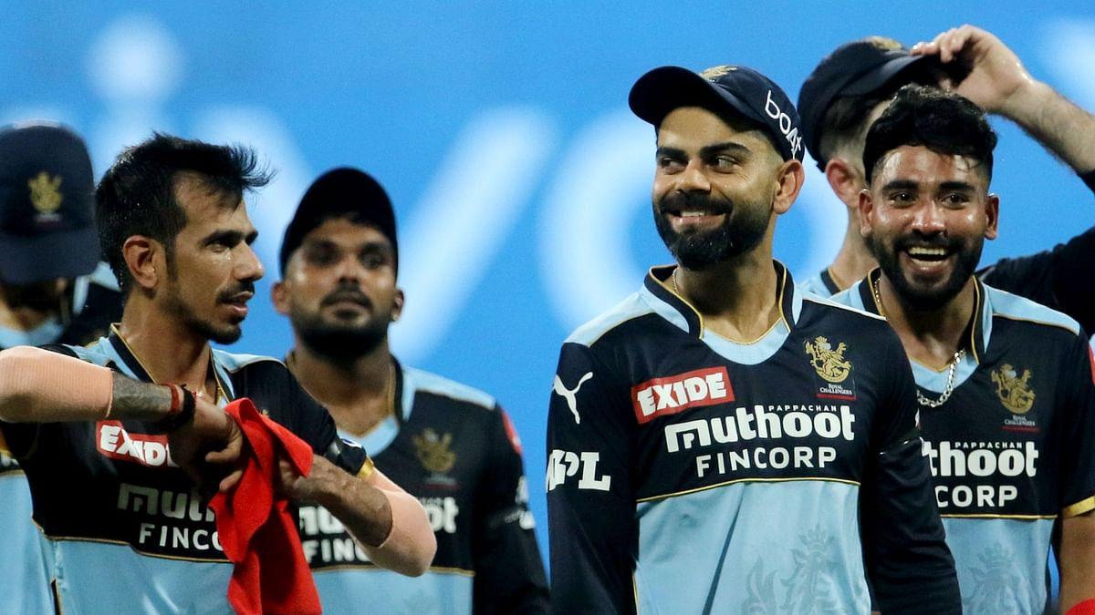 IPL 2021: KKR Trump Virat Kohli's RCB, Win With 10 Overs to Spare