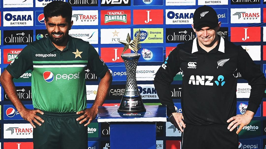 Minutes Before 1st ODI, NZ Postpone Pakistan Tour Due to Security Concerns