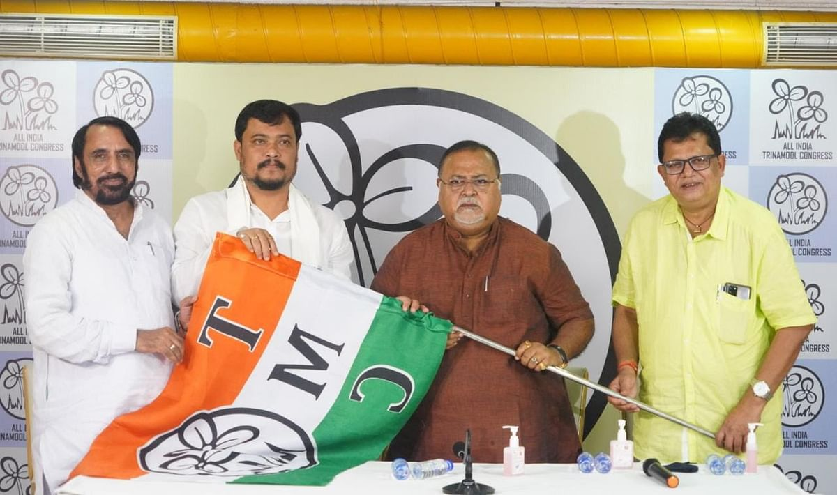 BJP MLA From North Bengal Joins TMC; Third BJP MLA To Do So This Week