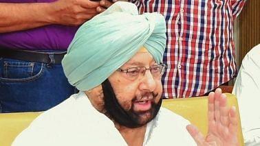 """<div class=""""paragraphs""""><p>Punjab Chief Minister Captain Amarinder Singh. </p></div>"""