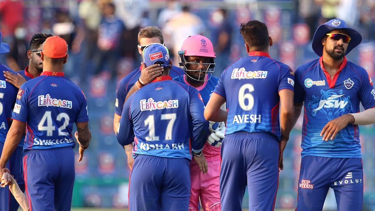 "<div class=""paragraphs""><p>IPL 2021: Delhi Capitals beat Rajasthan Royals by 33 runs on Saturday.</p></div>"