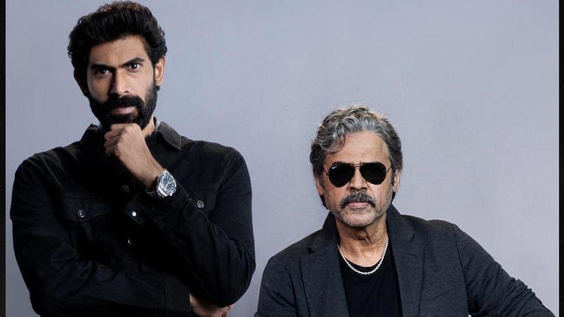 Rana Daggubati and Venkatesh Daggubati Unite for Netflix'sRana Naidu