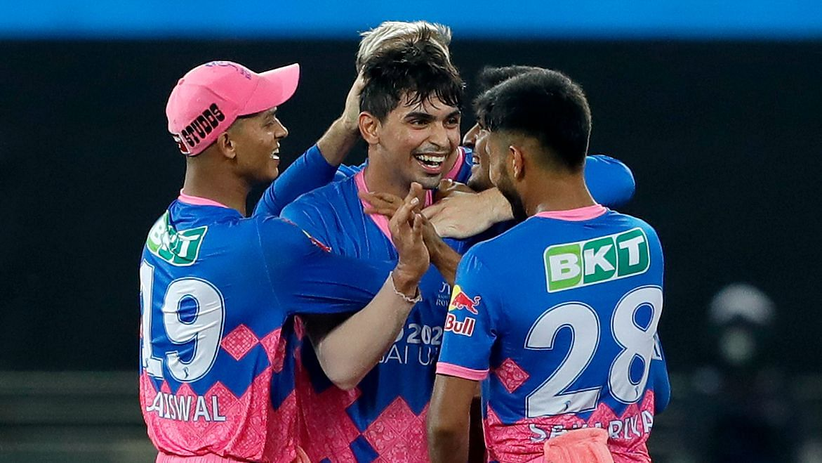Kartik Tyagi Defends 4 Runs In Last Over, Punjab Kings Lose Last-Ball Thriller