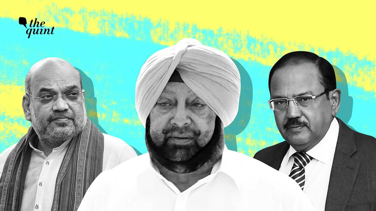 BJP & Captain Have the Same Mission: Make Polls About Pakistan, Not Farmers