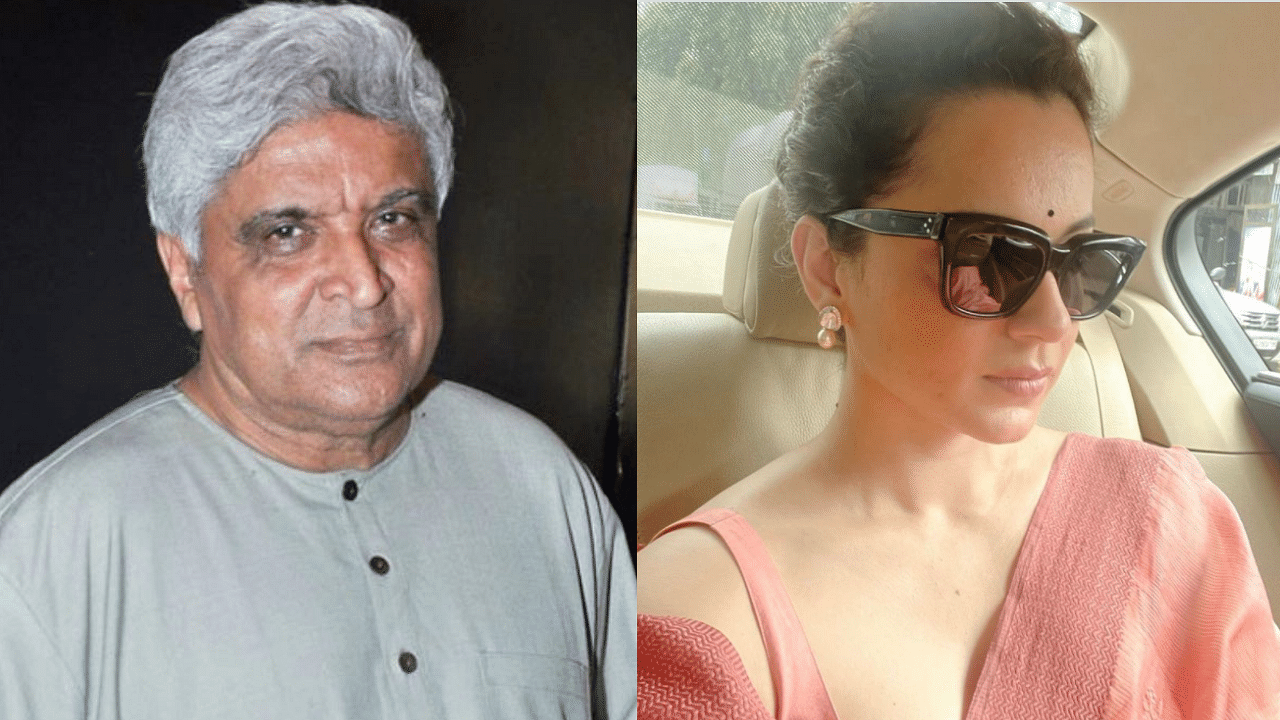 Javed Akhtar Defamation Case: Kangana Ranaut Appears in Court, Seeks Transfer to Different Court