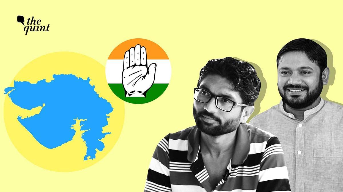 Will Congress's Scenario Change in Gujarat With Jignesh Mevani, Kanhaiya Kumar?