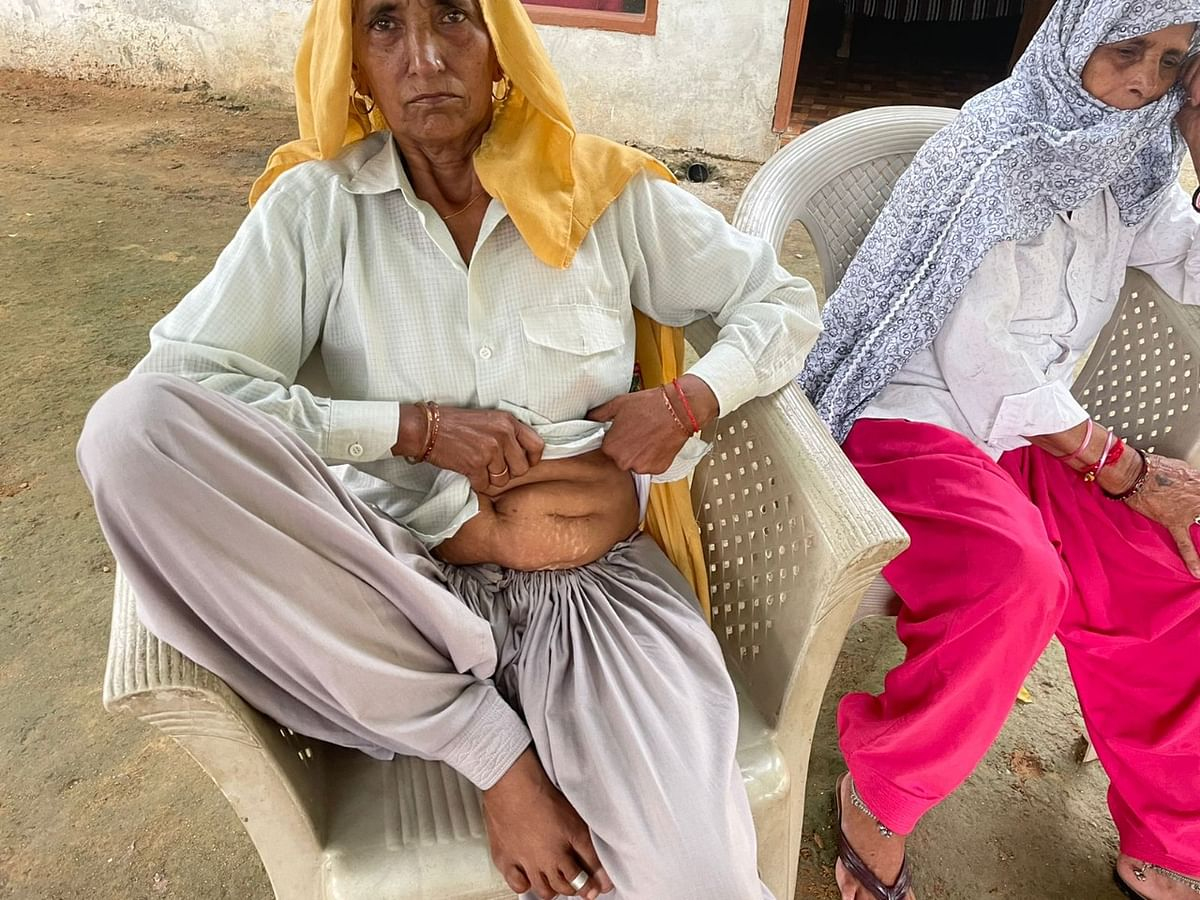 """<div class=""""paragraphs""""><p>Cancer cases have increase in the villages.</p></div>"""