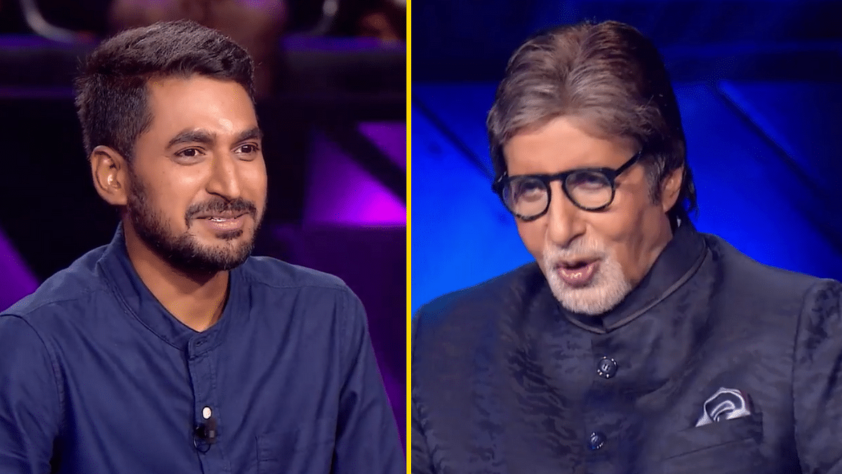 "<div class=""paragraphs""><p><em>KBC 13</em> contestant felt that show host Amitabh Bachchan asked a very tough question.</p></div>"