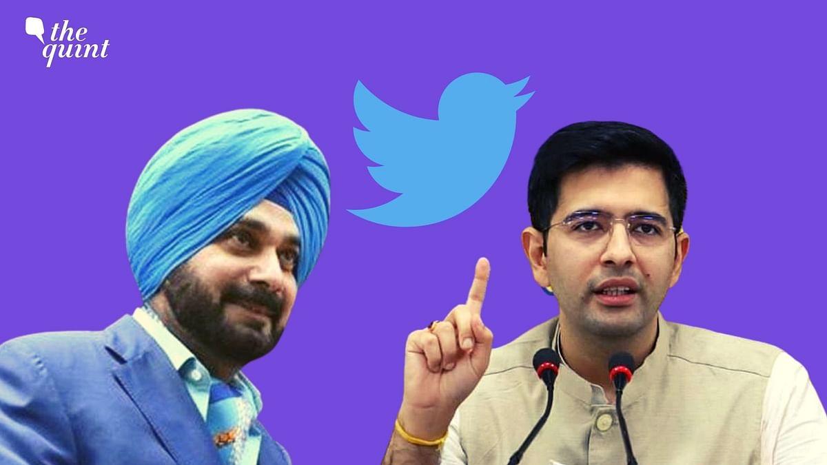 'Looking At Your Mind': Sidhu, Twitter Slam Raghav Chadha for Rakhi Sawant Jibe