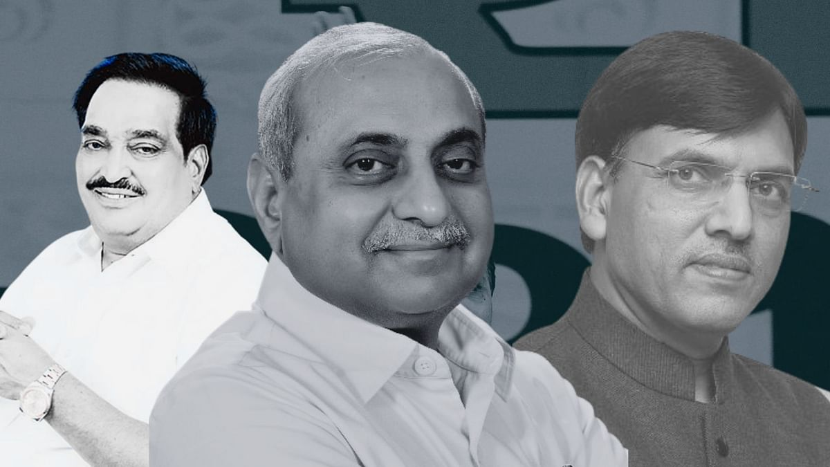 Who Will Succeed Vijay Rupani as Gujarat CM? Here Are the Frontrunners