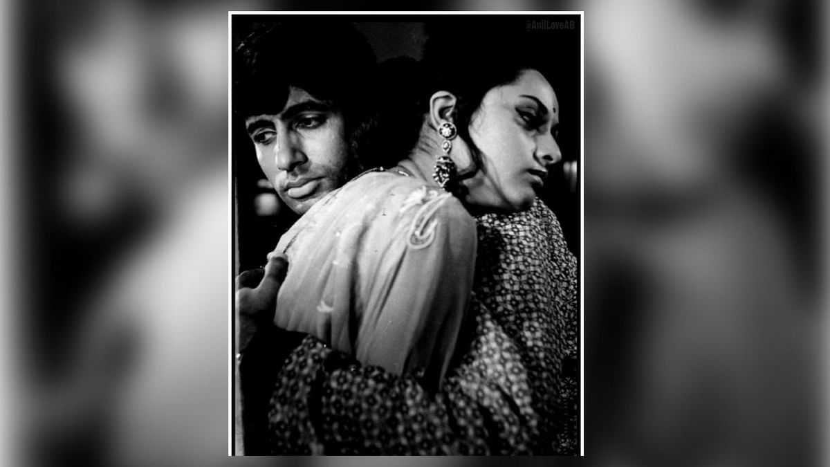 Amitabh Bachchan Recalls His First Film With Jaya; Shares Pic