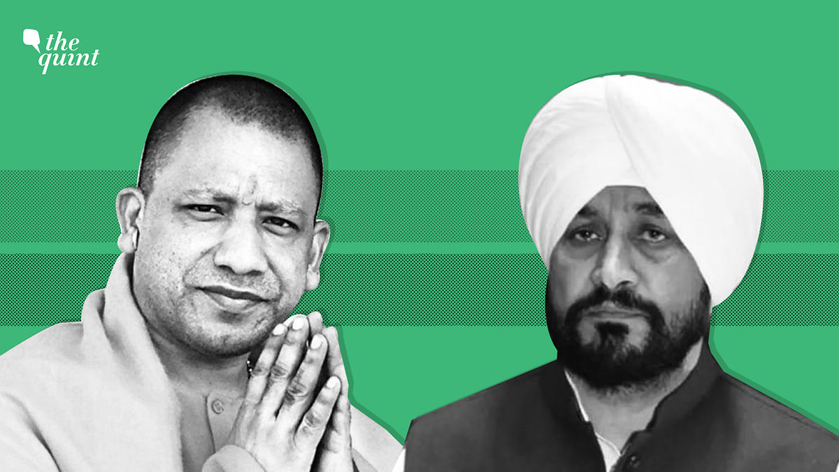 """<div class=""""paragraphs""""><p><a href=""""https://www.thequint.com/topic/yogi-adityanath"""">Yogi Adityanath</a> in Uttar Pradesh and <a href=""""https://www.thequint.com/amp/story/punjab-elections/punjab-dalit-chief-minister-charanjit-singh-channi-caste-political-significance"""">Charanjit Singh Channi in Punjab</a> carried out <a href=""""https://www.thequint.com/news/politics/punjab-cabinet-portfolios-allocated-to-new-ministers-channi-keeps-justice-tourism"""">Cabinet expansions</a> on Sunday (26 September).</p></div>"""