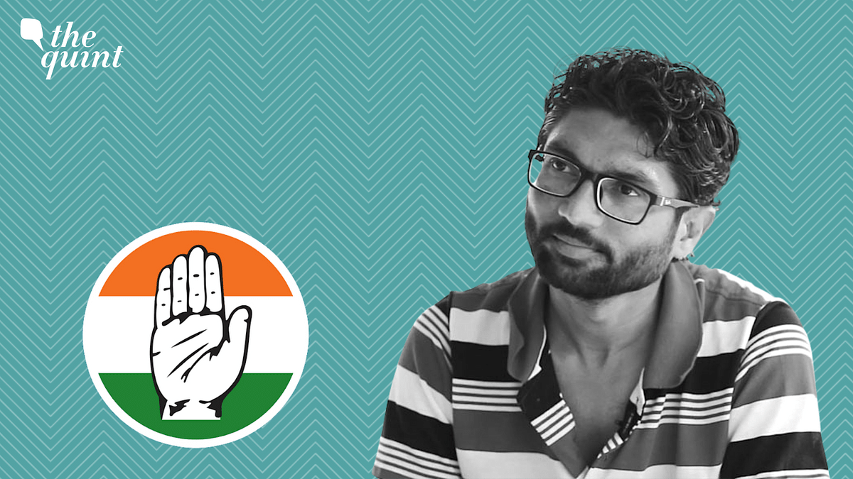 'Defeating BJP Vital': Jignesh Mevani Reveals Why He Chose to Support Congress