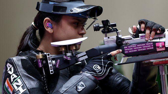 Tokyo Paralympics: Avani Lekhara Takes Bronze in Women's 50m Rifle 3 Positions