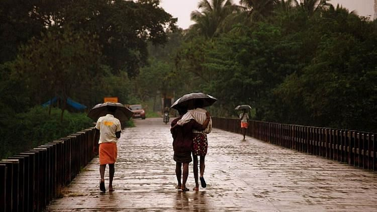Kerala To Get Heavy Rainfall in Next Few days: Orange Alert in 6 Districts