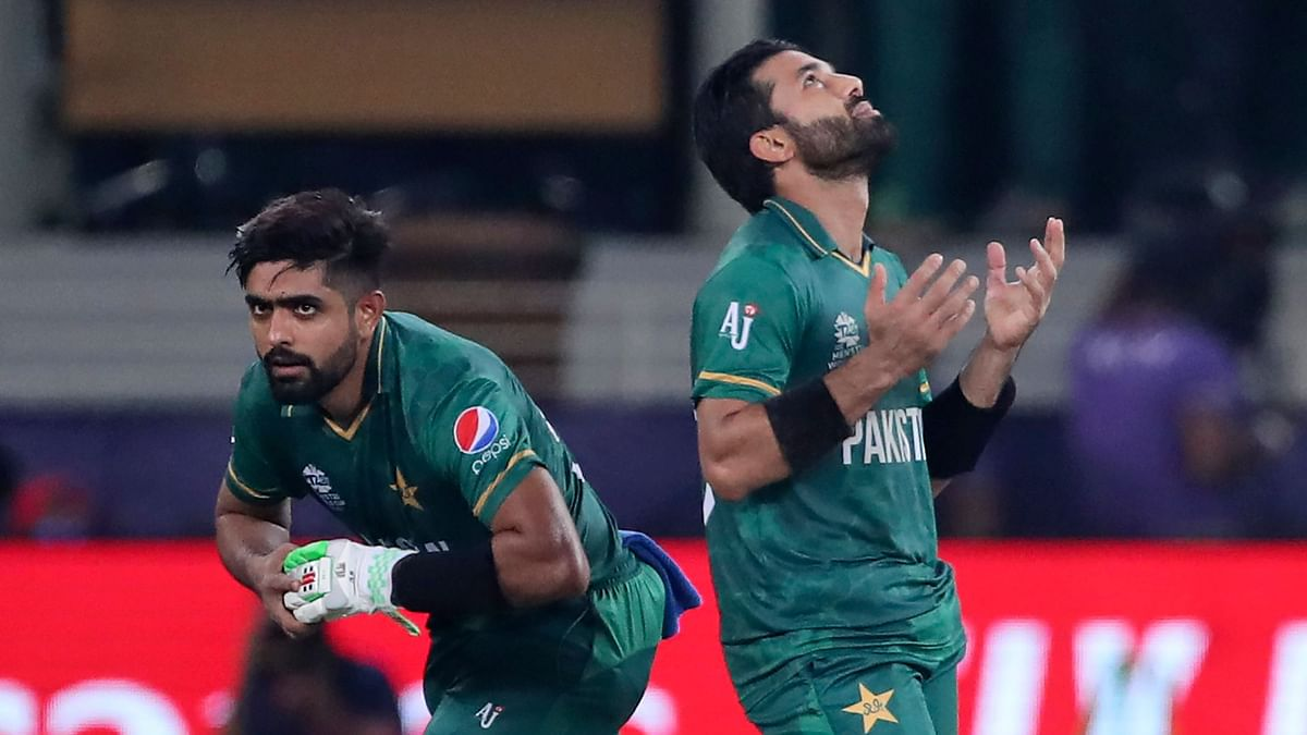 """<div class=""""paragraphs""""><p>Pakistan have beaten India in the 2021 T20 World Cup.</p></div>"""