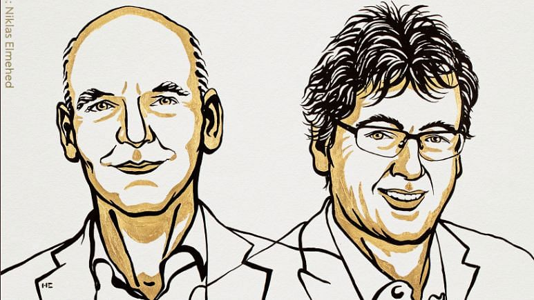 Benjamin List & David MacMillan Awarded 2021 Nobel Prize in Chemistry