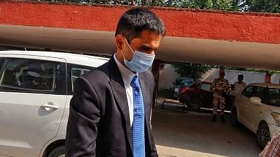 """<div class=""""paragraphs""""><p>NCB officer Sameer Wankhede arrives at NCB office in New Delhi on Tuesday, 26 October.</p></div>"""