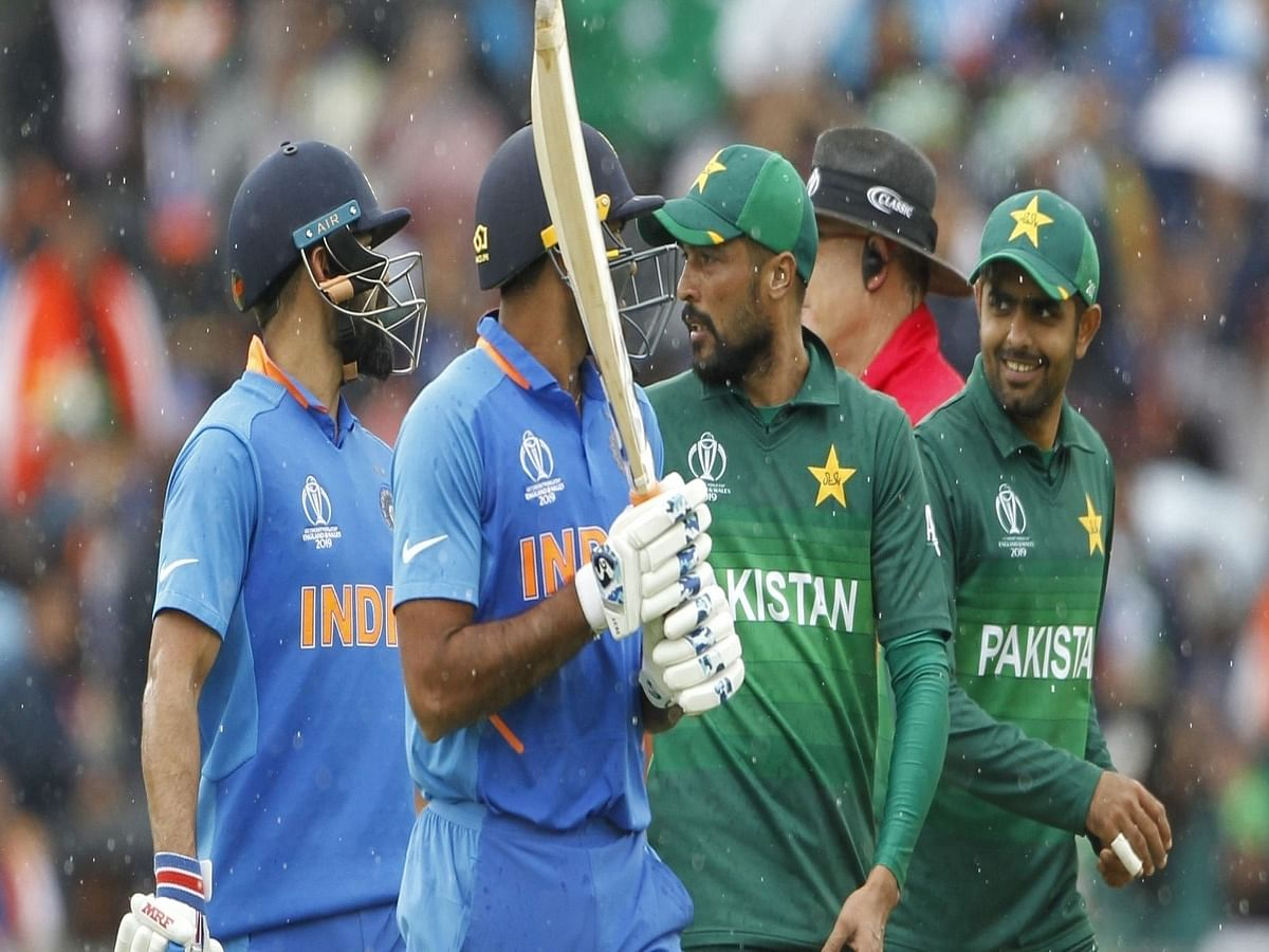 """<div class=""""paragraphs""""><p>Watch India vs Pakistan T20 World Cup Match live on Disney+ Hotstar and Star Sports.</p></div>"""