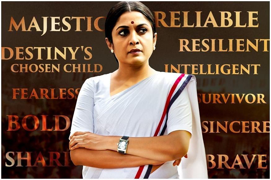 "<div class=""paragraphs""><p>Ramya Krishnan as Jayalalithaa in <em>Queen</em>.</p></div>"