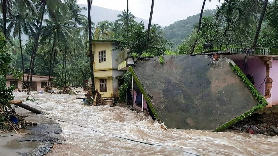 """<div class=""""paragraphs""""><p>Red alert issued in five districts of Kerala. What does this mean? Image used for representational purposes.&nbsp;</p></div>"""