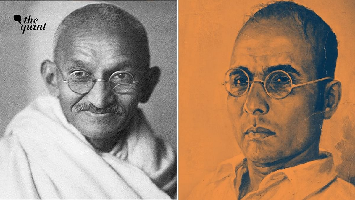 """<div class=""""paragraphs""""><p>Rajnath Singh claimed that Mahatma Gandhi had asked VD Savarkar to file mercy petitions. Image used for representational purposes.&nbsp;</p></div>"""