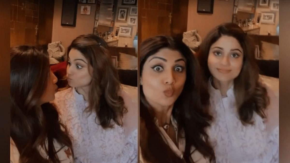 Will See More of You Now: Shilpa Shetty's Message for 'Boss Lady' Shamita Shetty