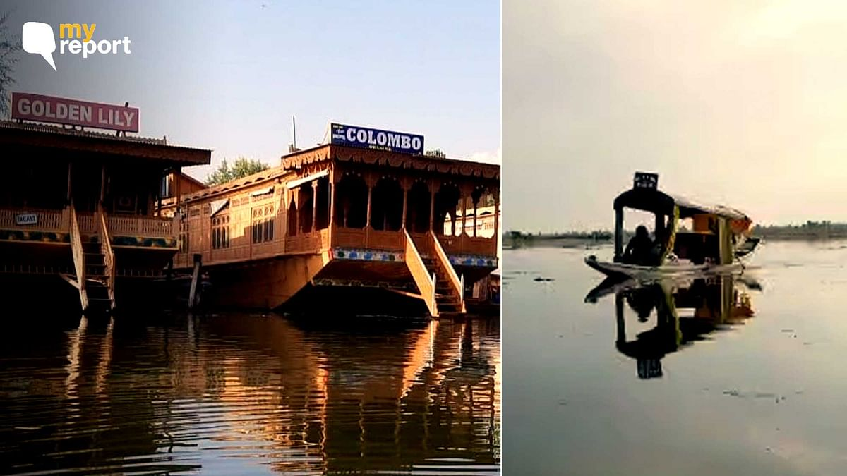 'Pains to See How Houseboat Business is Sinking in My Kashmir Post Lockdown'